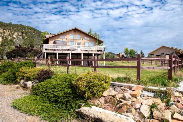 1301 Sage Ridge Road Road, Meeker, CO 81641 (MLS #165028) :: McKinley Real Estate Sales, Inc.