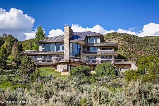 2500 E Sopris Creek Road, Basalt, CO 81621 (MLS #165062) :: Aspen Snowmass   Sotheby's International Realty