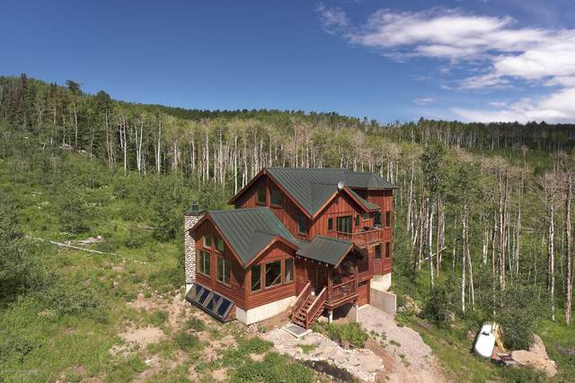 434 Foster Ridge Road, Glenwood Springs, CO 81601 (MLS #165064) :: Aspen Snowmass   Sotheby's International Realty