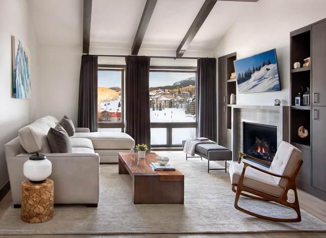 65 Wood Road #505, Snowmass Village, CO 81615 (MLS #165085) :: McKinley Real Estate Sales, Inc.