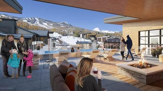 77 Wood Road #501, Snowmass Village, CO 81615 (MLS #165089) :: McKinley Real Estate Sales, Inc.