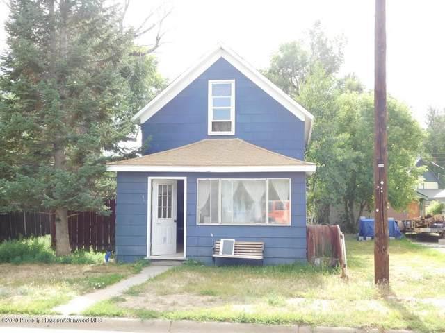 572 Colorado Street, Craig, CO 81625 (MLS #165128) :: Aspen Snowmass | Sotheby's International Realty