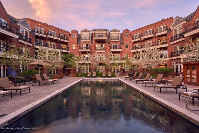 415 E Dean St, Unit 22 Week 5, Aspen, CO 81611 (MLS #165208) :: McKinley Real Estate Sales, Inc.