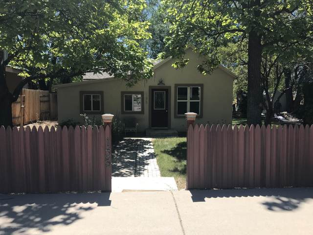 135 W 1st Street, Parachute, CO 81635 (MLS #165211) :: Western Slope Real Estate