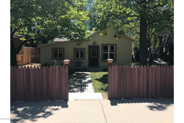 135 W 1st Street, Parachute, CO 81635 (MLS #165212) :: Western Slope Real Estate