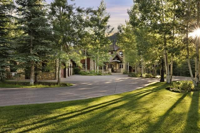 15 Shavano Drive, Aspen, CO 81611 (MLS #165218) :: Aspen Snowmass   Sotheby's International Realty