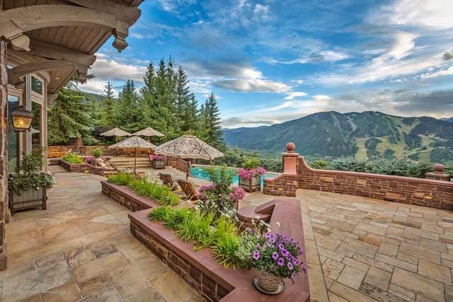 2137 Red Mountain Road, Aspen, CO 81611 (MLS #165250) :: Aspen Snowmass | Sotheby's International Realty