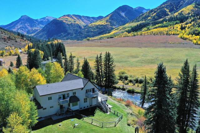 2880 Co Rd 3, Marble, CO 81623 (MLS #165269) :: Roaring Fork Valley Homes