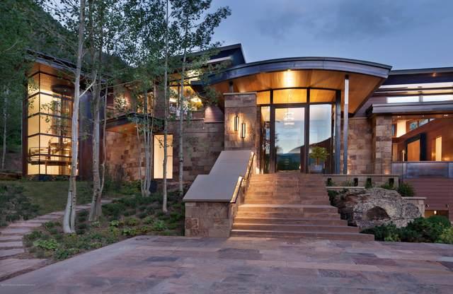 45101 & 45801 Highway 82, Aspen, CO 81611 (MLS #165316) :: Roaring Fork Valley Homes