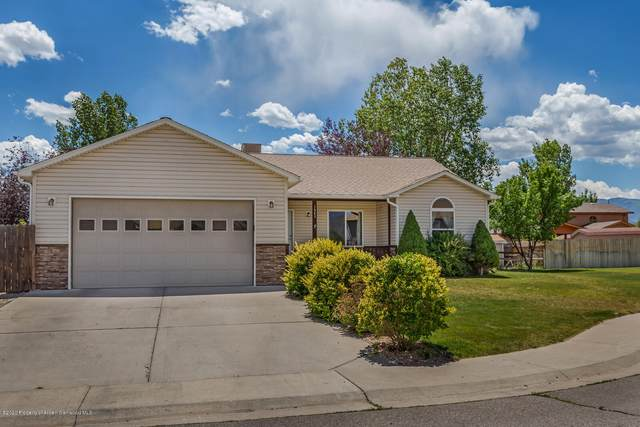 1345 W Spruce Court, Rifle, CO 81650 (MLS #165318) :: McKinley Real Estate Sales, Inc.