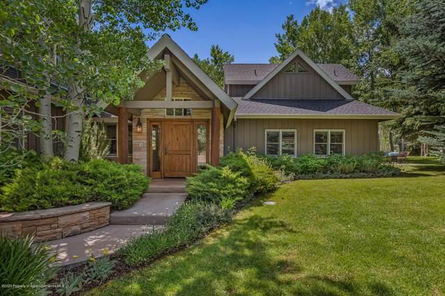 30 Little Elk Creek Avenue, Snowmass, CO 81654 (MLS #165387) :: Roaring Fork Valley Homes