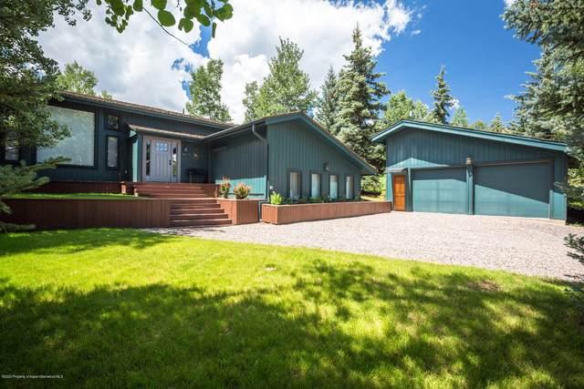 206 Meadow Road, Snowmass Village, CO 81615 (MLS #165412) :: Aspen Snowmass | Sotheby's International Realty