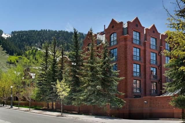 315 E Dean Street B60  Fixed Week, Aspen, CO 81611 (MLS #165457) :: McKinley Real Estate Sales, Inc.