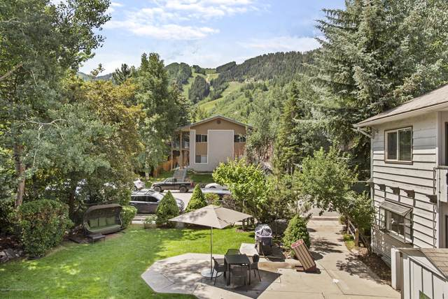 112 W Hopkins Avenue, Aspen, CO 81611 (MLS #165462) :: Roaring Fork Valley Homes