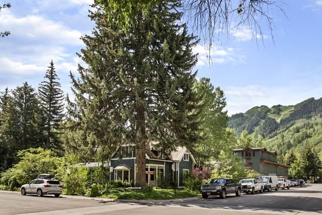 233 W Bleeker Street, Aspen, CO 81611 (MLS #165484) :: Roaring Fork Valley Homes