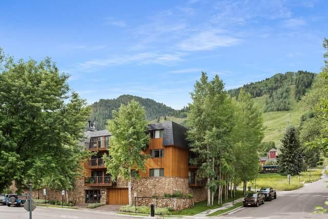 205 E Durant Avenue 1-I, Aspen, CO 81611 (MLS #165513) :: Roaring Fork Valley Homes