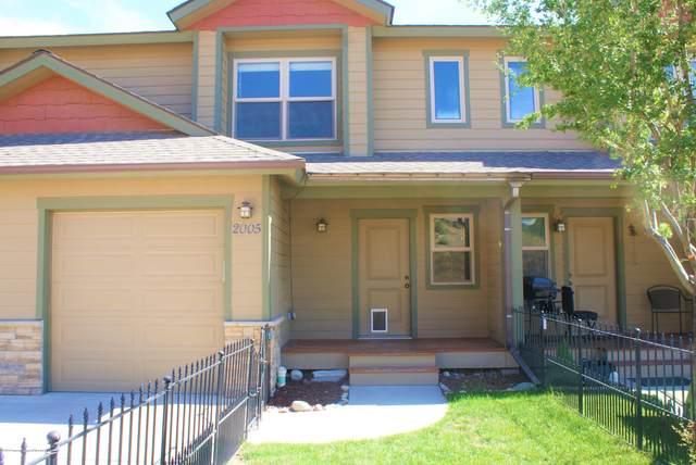 2005 E Ballard Avenue, Silt, CO 81652 (MLS #165521) :: Western Slope Real Estate