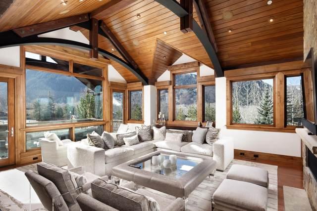 552 Walnut Street, Aspen, CO 81611 (MLS #165574) :: Aspen Snowmass | Sotheby's International Realty