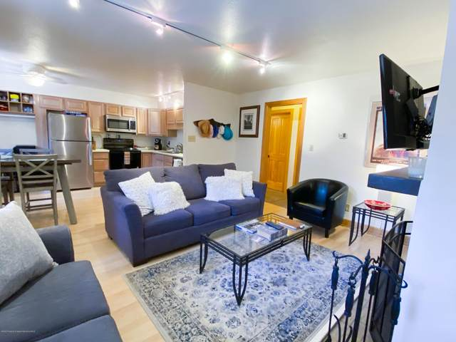 1020 E Durant Avenue #203, Aspen, CO 81611 (MLS #165583) :: Aspen Snowmass   Sotheby's International Realty