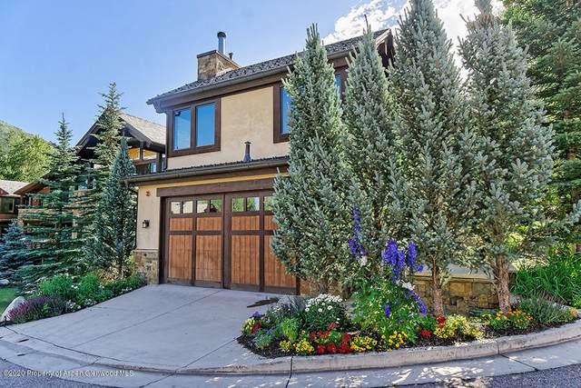 532 Walnut Street, Aspen, CO 81611 (MLS #165664) :: Roaring Fork Valley Homes