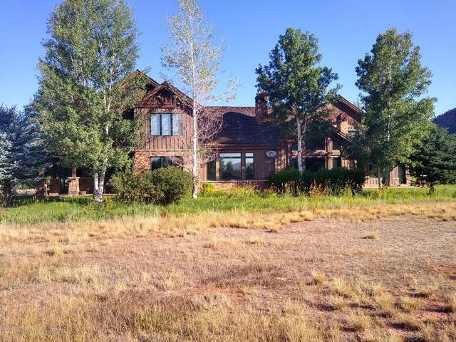 66 Upland Lane, Carbondale, CO 81623 (MLS #165697) :: Western Slope Real Estate