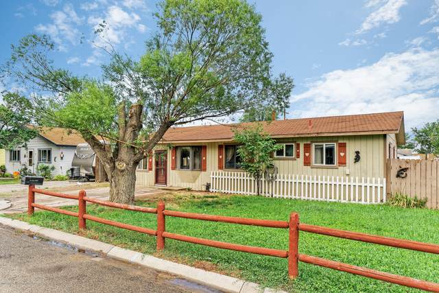 423 Elm Avenue, Rifle, CO 81650 (MLS #165698) :: Western Slope Real Estate