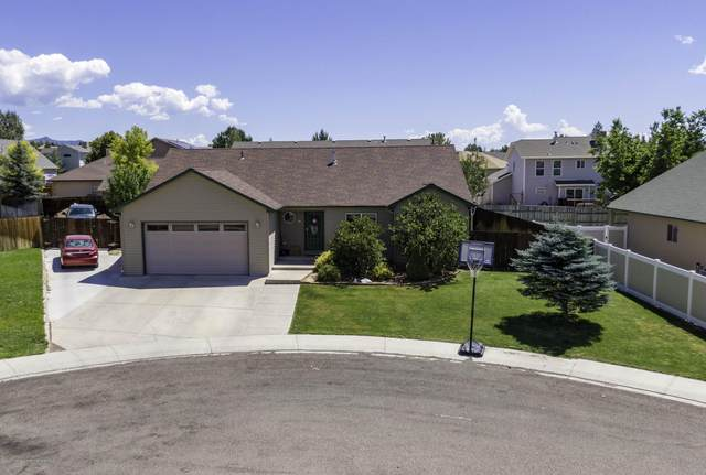 1854 Trapper Court, Rifle, CO 81650 (MLS #165701) :: Western Slope Real Estate