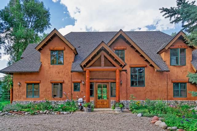 855 Rose Lane, Carbondale, CO 81623 (MLS #165709) :: Western Slope Real Estate