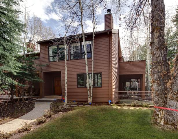 911 W Francis Street, Aspen, CO 81611 (MLS #165718) :: Roaring Fork Valley Homes