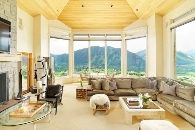 200 W Reds Road, Aspen, CO 81611 (MLS #165720) :: McKinley Real Estate Sales, Inc.