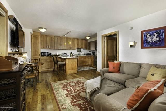 305 S Aspen Street Unit #1, Aspen, CO 81611 (MLS #165746) :: Roaring Fork Valley Homes
