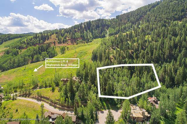 TBD Exhibition Lane, Aspen, CO 81611 (MLS #165795) :: Roaring Fork Valley Homes