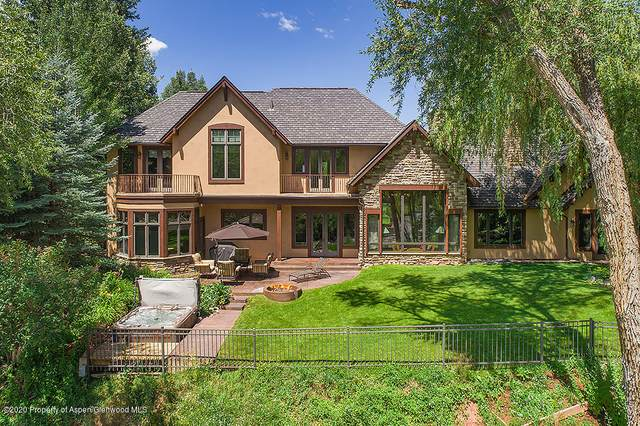 70 River Bend Road, Snowmass, CO 81654 (MLS #165808) :: McKinley Real Estate Sales, Inc.
