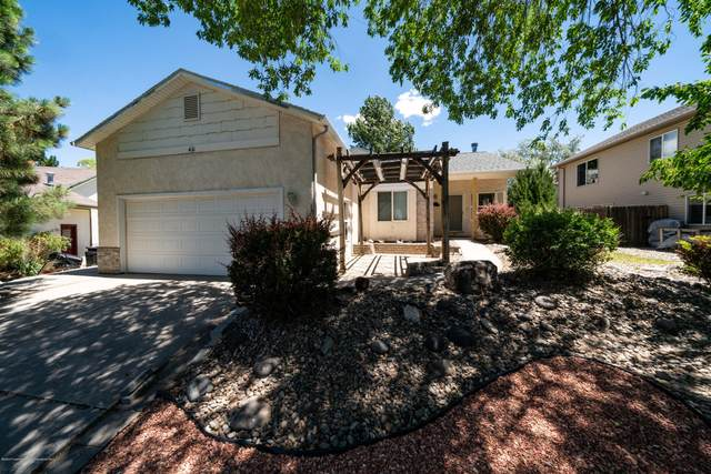 40 Oak Court, Parachute, CO 81635 (MLS #165833) :: Roaring Fork Valley Homes
