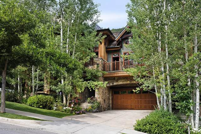 911 S Mill Street, Aspen, CO 81611 (MLS #165847) :: Roaring Fork Valley Homes