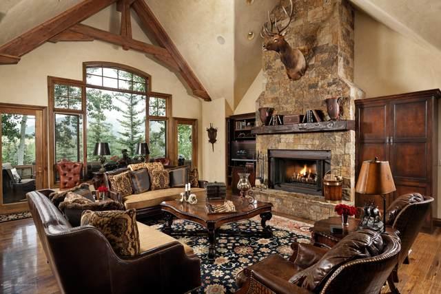 713 Oregon Trail, Aspen, CO 81611 (MLS #165897) :: Aspen Snowmass | Sotheby's International Realty
