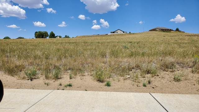 TBD Crescent Dr & Riford Road, Craig, CO 81625 (MLS #165910) :: Roaring Fork Valley Homes