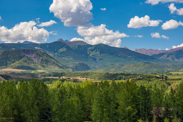 007 Alexander Avenue, Snowmass, CO 81654 (MLS #165911) :: McKinley Real Estate Sales, Inc.