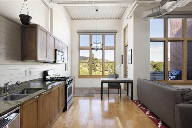 231 Robinson Street #310, Basalt, CO 81621 (MLS #165921) :: Roaring Fork Valley Homes