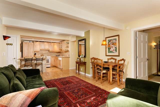 916 E Hopkins Avenue #102, Aspen, CO 81611 (MLS #165940) :: Roaring Fork Valley Homes