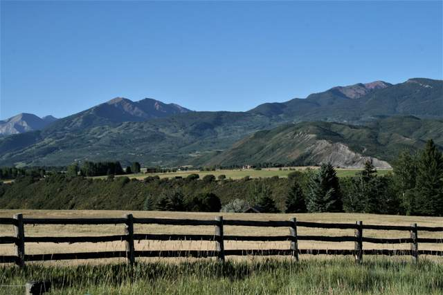 30 Little Ditch Road, Woody Creek, CO 81656 (MLS #165948) :: Roaring Fork Valley Homes