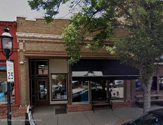 818 Grand Avenue, Glenwood Springs, CO 81601 (MLS #165950) :: Roaring Fork Valley Homes
