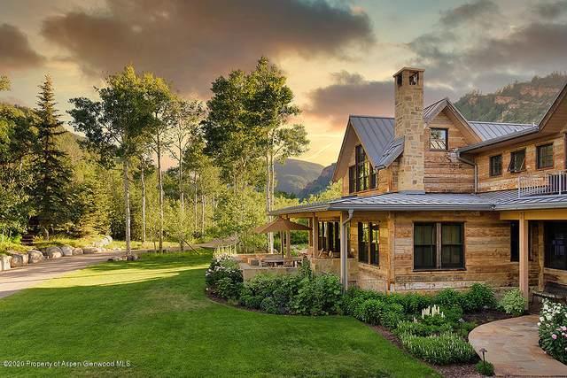 65 Glen Garry Drive, Aspen, CO 81611 (MLS #165953) :: Roaring Fork Valley Homes
