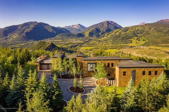 1000 S Starwood Drive, Aspen, CO 81611 (MLS #165968) :: Roaring Fork Valley Homes