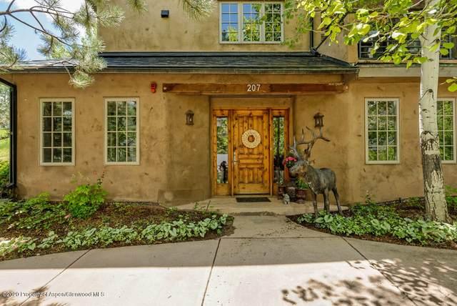 207 Wild Spring Lane, Basalt, CO 81621 (MLS #166014) :: McKinley Real Estate Sales, Inc.