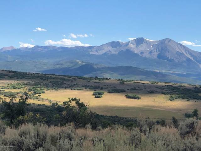 TBD Pleasant Valley Ranch Road, Carbondale, CO 81623 (MLS #166033) :: Roaring Fork Valley Homes