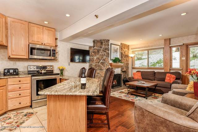 640 Carriage Way #404, Snowmass Village, CO 81615 (MLS #166039) :: McKinley Real Estate Sales, Inc.