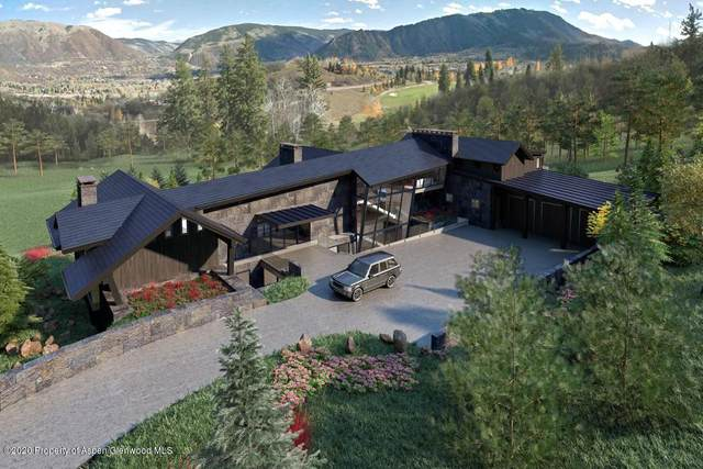 631 Pfister Drive, Aspen, CO 81611 (MLS #166057) :: Roaring Fork Valley Homes