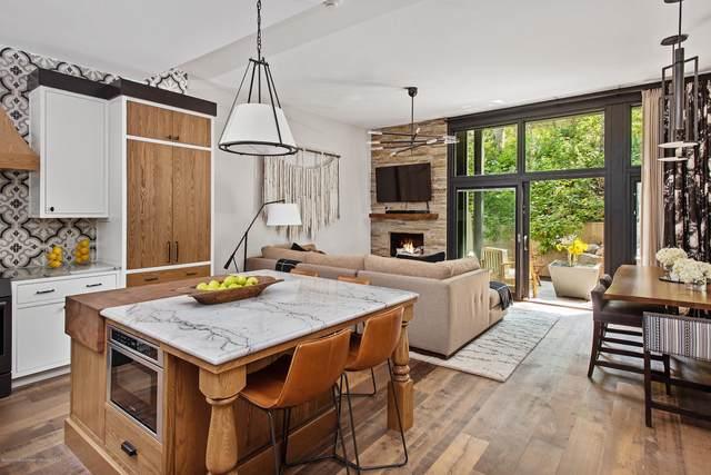 800 S Mill Street #105, Aspen, CO 81611 (MLS #166067) :: Roaring Fork Valley Homes
