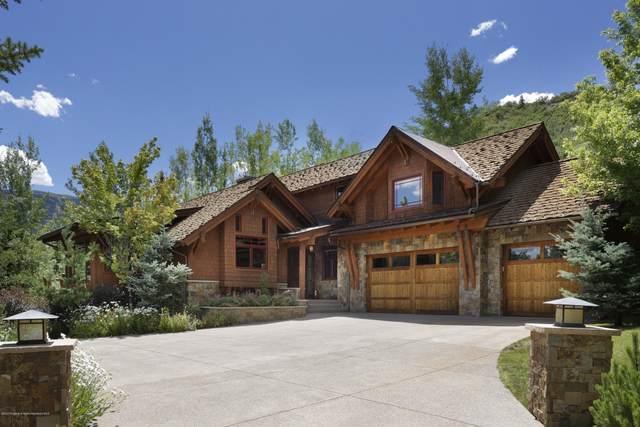 638 Meadow Road, Snowmass Village, CO 81615 (MLS #166069) :: Aspen Snowmass | Sotheby's International Realty